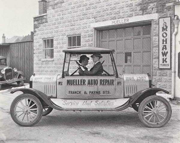 Il modello Double ended della Ford