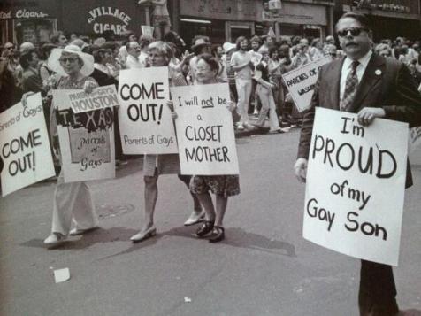 Parata del Gay Pride, New York City, 1974