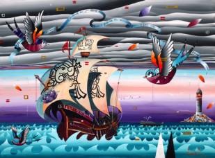 Giorgio Casu - Magic Realism