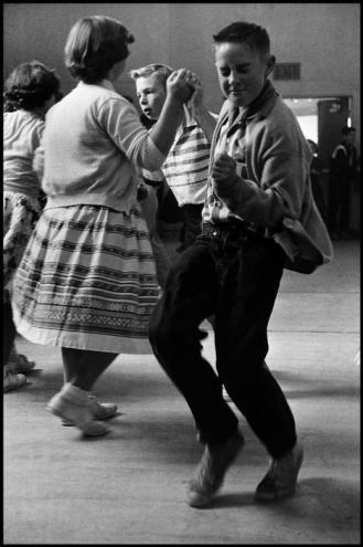 High School Dance 1950