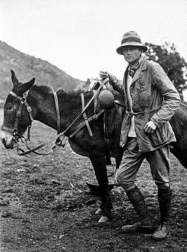 Hiram Bingham, il vero Indiana Jones e esploratore americano che ha 'scoperto' il Machu Picchu più di 100 anni fa