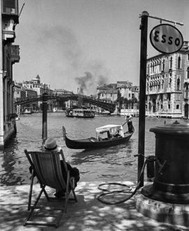 Italia. Venezia, 1950 Foto di David Seymour