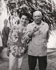 Jacqueline e Picasso