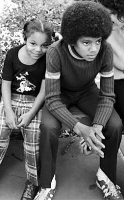 Janet e Michael Jackson