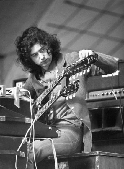 Jimmy Page, 1972