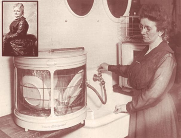 Josephine Cochrane - La lavastoviglie