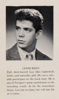 Lewis Reed, 1959