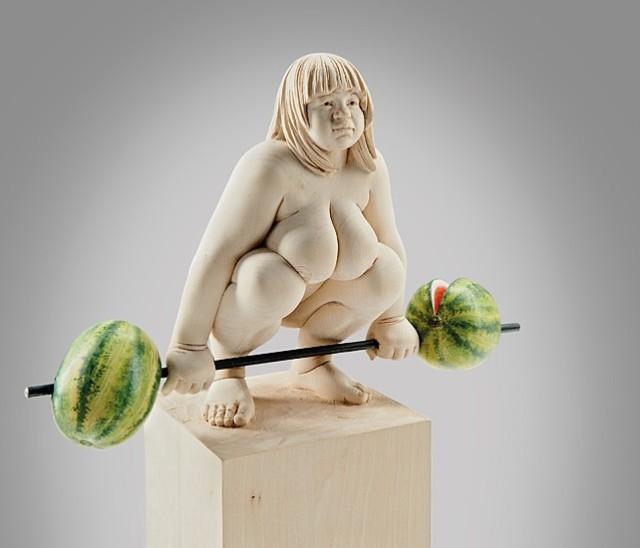Arte e curiosità – Le sculture ironiche di Matthias Verginer