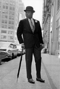Muhammad Ali vestito elegante