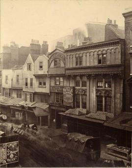 Old Aldgate, Londra circa 1875