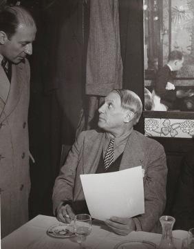 Picasso al Brasserie Lipp con Pierre Matisse