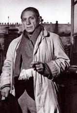 Picasso by Brassaï