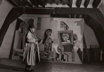 """Picasso con """"Les Femmes à Leur Toilette"""""""