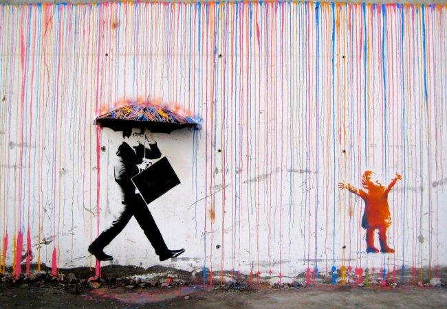 Graffitodel collettivo norvegeseSkurktur