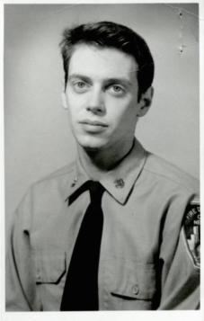Steve Buscemi, Fire Department New York, 1976