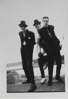 The Clash by Pennie Smith