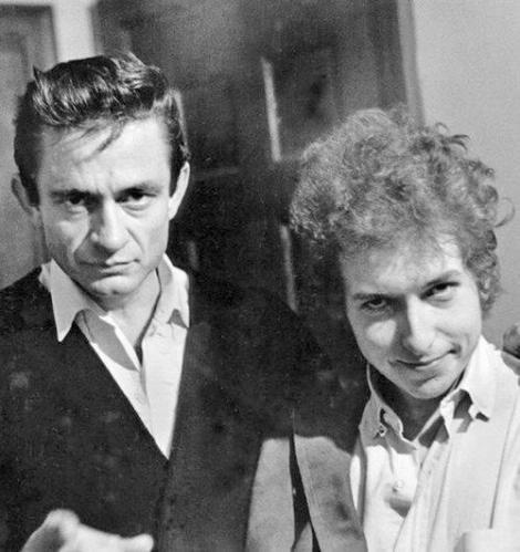 Il giorno in cui Johnny Cash incontrò Bob Dylan