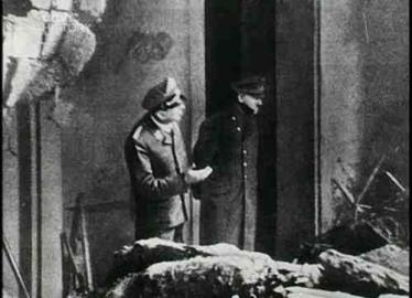 L'ultima foto di Adolf Hitler, Berlino 1945