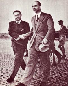 Umberto II va in esilio