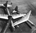 Un tornado che ha colpito Carswell AFB il 1 settembre 1952 ha causato ingenti danni alla maggior parte della flotta B-36