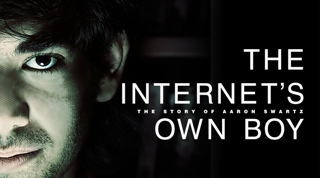 Aaron Swartz - The Internet's Own Boy