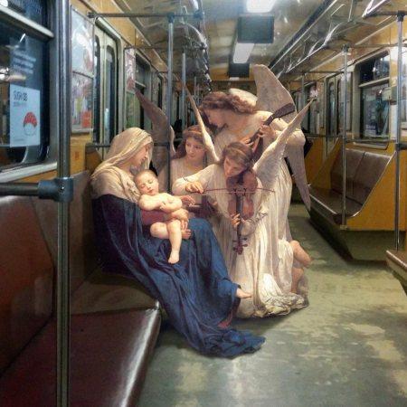 """Art History in Contemporary Life"" dell'artista ucrainoAlexey Kondakov"