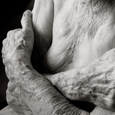 """Centenarians"" della fotografa statunitenseAnastasia Pottinger"