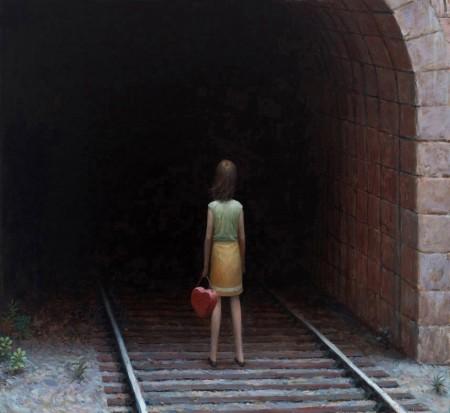 Opera dell'artista statunitense Aron Wiesenfeld