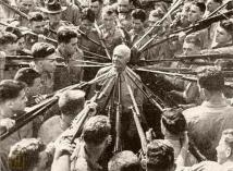 Col. Anthony Joseph Drexel Biddle, combattimento corpo a corpo, 1943