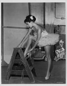 Elizabeth Taylor all'età di 19 anni, 1951