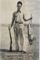 Cavalletta gigante nel 1937