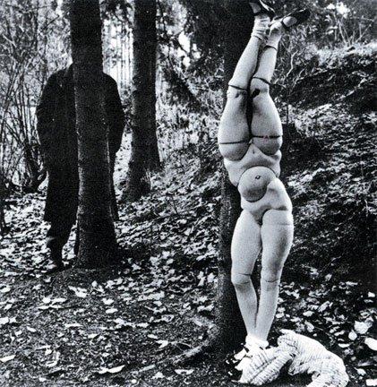 Opera dell'artista tedesco Hans Bellmer