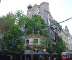 Hundertwasserhaus - Vienna