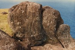 Isola di Pasqua - Petroglifici