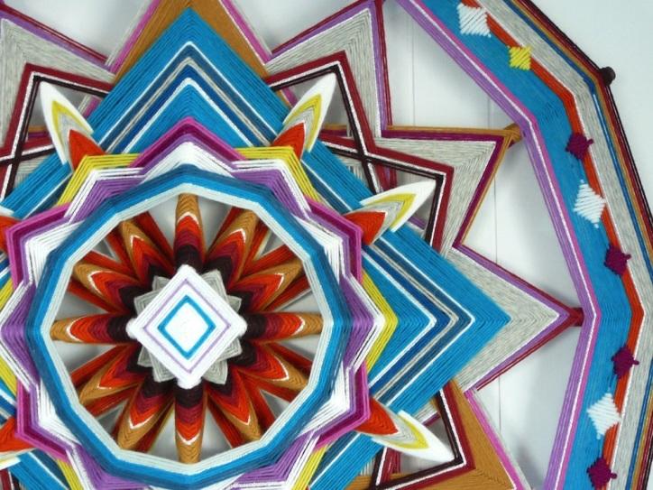 Ojos de Dios by Jay Mohler