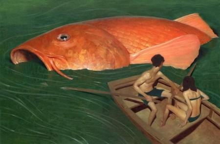 Opera dell'artista filippinoJeremy Enecio
