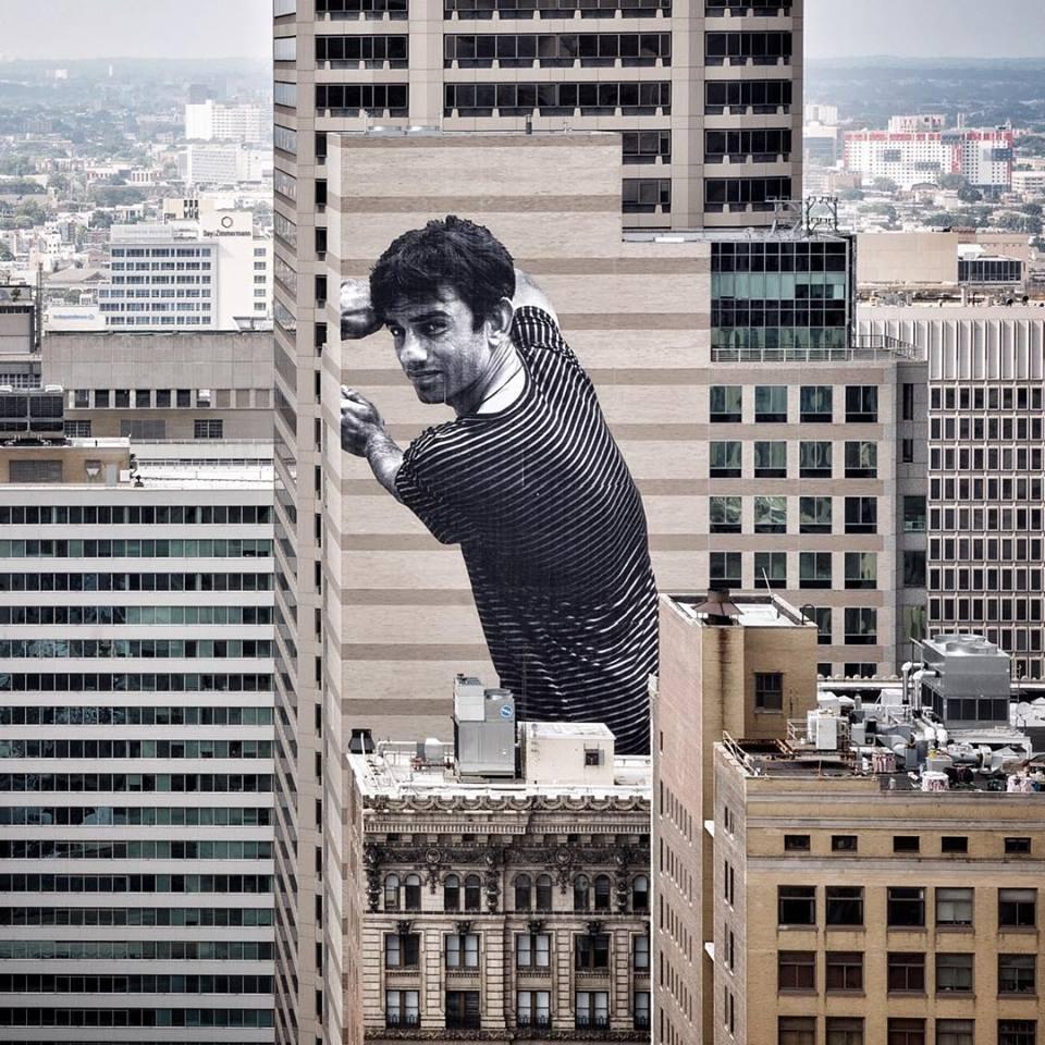 JR - Migrants - Ibrahim - Philadelphia