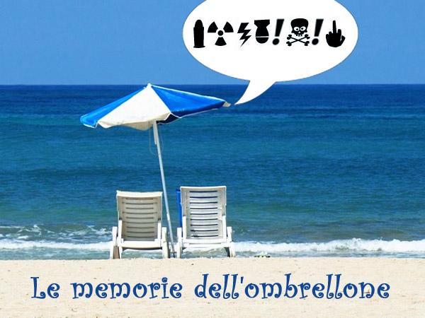 Le memorie dell'ombrellone