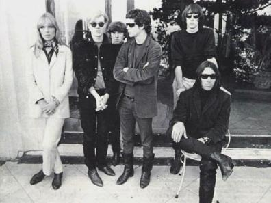 Lou Reed, Andy Warhol e i Velvet Underground, NY 1966