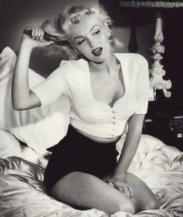 Marilyn Monroe, 1953 by Bob Beerman