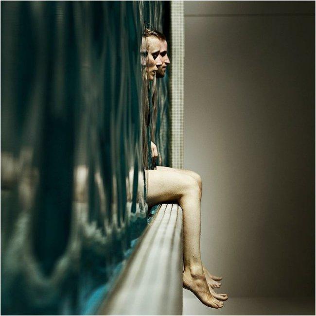 "OperArt [work 255] – ""In the Pool"" di Nils Holgersson (Svizzera)"