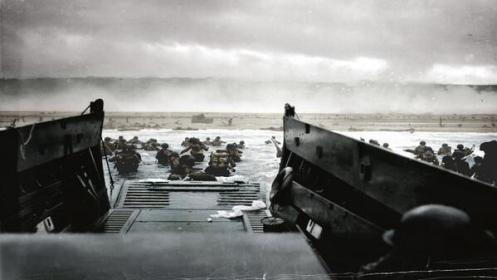 Operazione Overlord - D-Day, il 6 giugno, 1944