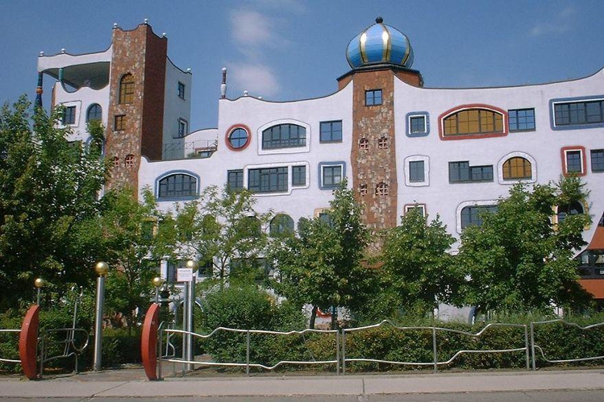 Scuola Hundertwasser Wittenberg