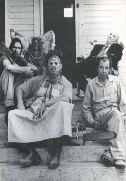 Set di The Texas Chainsaw Massacre (Non aprite quella porta), 1974