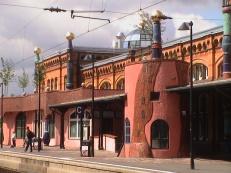 Stazione Hundertwasser Uelzen