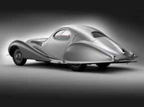 Talbot-Lago T23 Teardrop Coupé, 1938