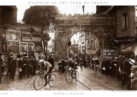 Il Tour de France 1922 - Attraverso le porte di Verdun
