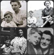 I Beatles e le loro madri. George, Paul, John e Ringo