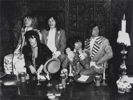 The Rolling Stones, Beggars Banquet, Kensington, London, 1968