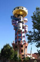 Torre Hundertwasser a Abensberg